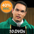 Kit DVD As 10+ de Pe. Adriano Zandon