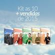 Kit As 10 + vendidas de 2015