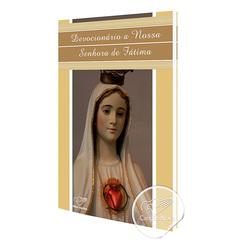 Foto do produto: Livro Devocionário Nossa Senhora Fátima