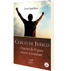 Foto do produto: Livro Cerco de Jericó - Orações de Fé para Vencer o Combate