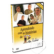 DVD APRENDENDO COM AS HISTÓRIAS DE PE LEO VOLUME II