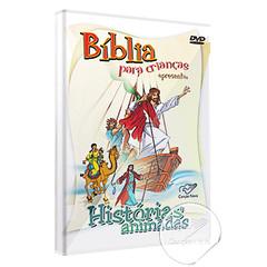 Foto do produto: DVD Bíblia para Crianças Apresenta - Histórias Animadas