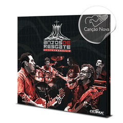 Foto do produto: CD Anjos de Resgate Ao Vivo em Brasília