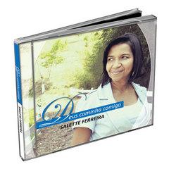 Foto do produto: CD Deus Caminha Comigo