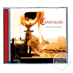 Foto do produto: CD Celebração Canções Litúrgicas