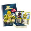 Livro Rei Davi para colorir com cards