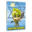 DVD Rei Davi - Aventuras Animadas