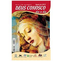 Foto do produto: Livro Liturgia Diária Deus Conosco - Agosto