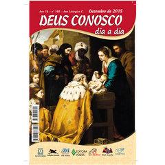 Foto do produto: Livro Liturgia Diária Deus Conosco - Dezembro