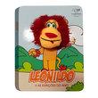 Livro Leonildo e as Estações do Ano - Com Dedoche