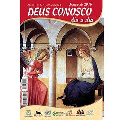 Foto do produto: Livro Liturgia Diária Deus Conosco - Março