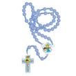 Terço Infantil Anjo da Guarda Azul