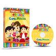 DVD Cantinho da Criança - Clipes musicais