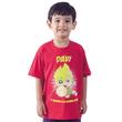 Camiseta Infantil Rei Davi