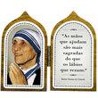 Capelinha Madeira Madre Teresa Imbuia