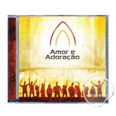 Foto do produto: CD Amor e Adoração