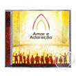 CD Amor e Adoração