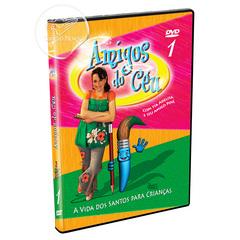 Foto do produto: DVD AMIGOS DO CÉU 1