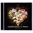 CD Celebramos o Amor - Ao Vivo