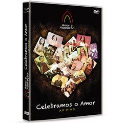 Foto do produto: DVD Celebramos o Amor Ao Vivo