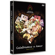 DVD Celebramos o Amor - Ao Vivo