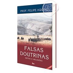 Foto do produto: Livro Falsas Doutrinas - Seitas & Religiões